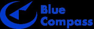Blue Compass | 日本の地方を元気にする Logo